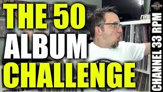 REDISCOVER YOUR MUSIC with the #50AlbumChallenge | Vinyl Community