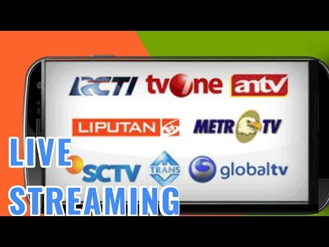 Cara Live Streaming TV Lokal/Internasional Di Android Tanpa Aplikasi Tambahan