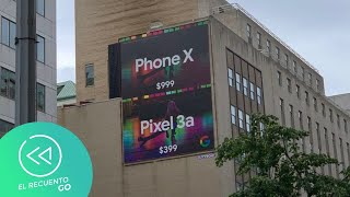 Google Pixel 3a ataca al iPhone | El Recuento Go