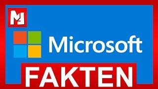 MICROSOFT hat das iPAD erfunden!? 10 Fakten über Microsoft
