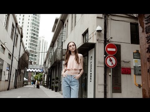 Model interview | Yana | Modeling story | First Work | Trip to Shanghai China | ENG subs