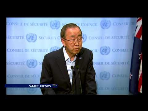 Ban Ki Moon fires his Special Representative to CAR