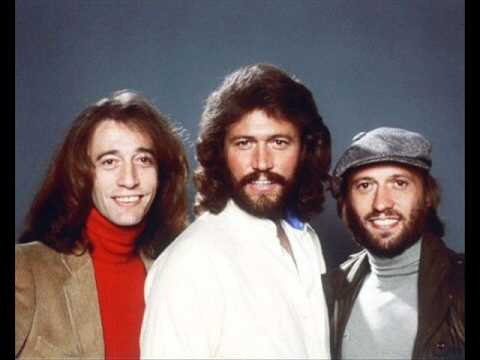 REST YOUR LOVE ON MEBee Gees