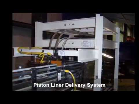 Alternative Engineering - Piston Liner Delivery System
