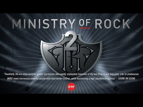 EastWest Ministry of Rock 2 Overview