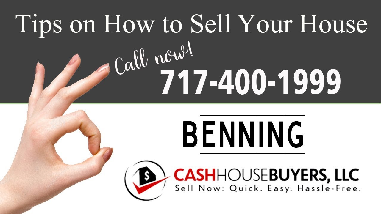 Tips Sell House Fast  Benning Washington DC | Call 7174001999 | We Buy Houses