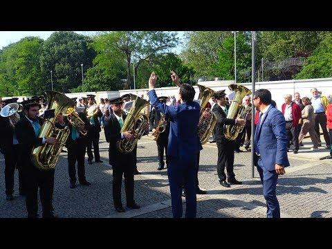 Senhor de Matosinhos 2018: Banda Filarmónica Santo António de Piães
