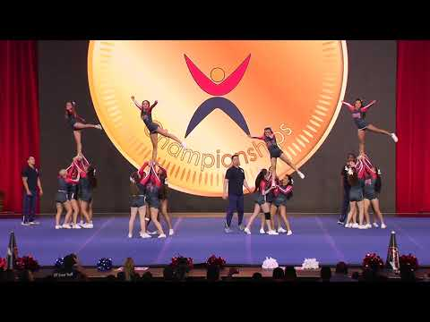 Costa Rica [2018 All Girl Elite Semis]