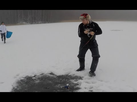 Episode #2  - Ice Fishing Porvoo Finland