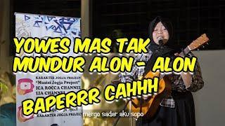 Download Mp3 Mundur Alon - Alon - Ilux Cover Faraesa Channel