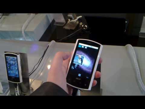 Видео с Acer Liquid e. Внешне - тот же первый Liquid, но по
