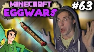 GEKKE TERING FLUIT!? - Minecraft Egg Wars [Ft. SQUAD]