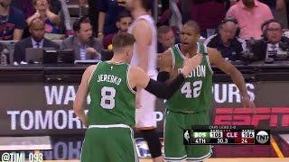 Jonas Jerebko R3G3 Highlights vs Cleveland Cavaliers (10 pts, 5 reb)