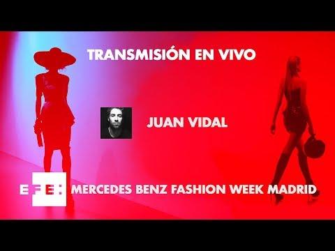 MERCEDES BENZ FASHION WEEK MADRID-JUAN VIDAL