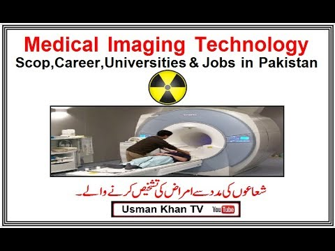 Medical Imaging Technology, Allied Health Sciences (Your Bright Future)