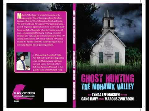 Ghost Hunting in the Mohawk Valley book review on New England Project show