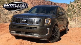 2020 Kia Telluride FIRST DRIVE REVIEW: From worst to first . . .