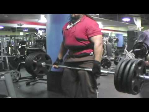 Fat To Fitness - Deadlifts 405 lbs, 183kg 6 Reps