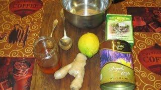 Чай который растопит Ваши  килограммы. Рецепт для легкого похудения. // Олег Карп
