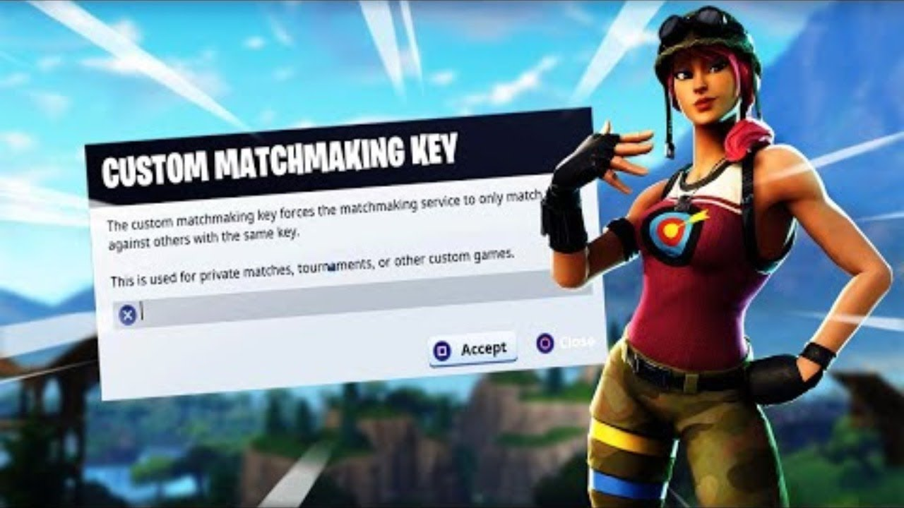FORTNITE HORDE RUSH AND CUSTOM MATCHMAKING