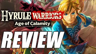 Hyrule Warriors: Age of Calamity Review - The Final Verdict (Video Game Video Review)