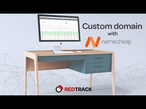 Setting up custom domain on Namecheap
