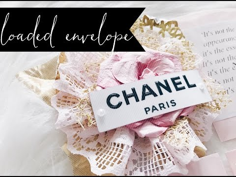 Coco Chanel Loaded Envelope from Juanita!