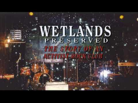 The Capitol Theatre in Port Chester will honor the club Wetlands on Feb. 7 and 8.