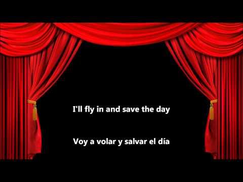 Celine Dion - Always be your girl (Lyrics Espanol and English) november 2013