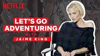 Let's Go Adventuring: Jaime King | Black Summer | NX on Netflix