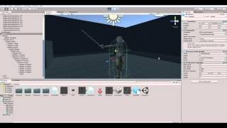 Unity 5, уроки по заявкам #4   Стрельба на Raycast