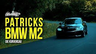 HOW DEEP? // PATRICKS BMW M2 - DIE KURVENSAU