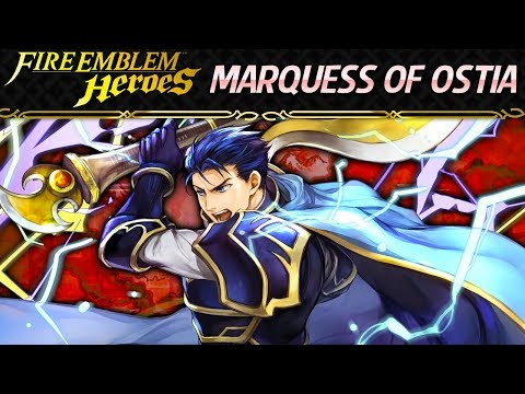 Fire Emblem Heroes - Hector: Marquess of Ostia INFERNAL+Lunatic [No Skill Inheritance] - Special Map