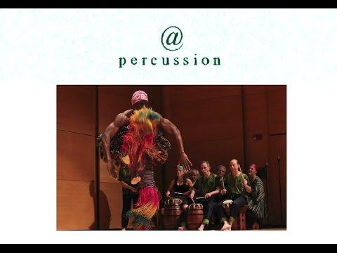 @ Percussion Episode 92 with Nani Agbeli