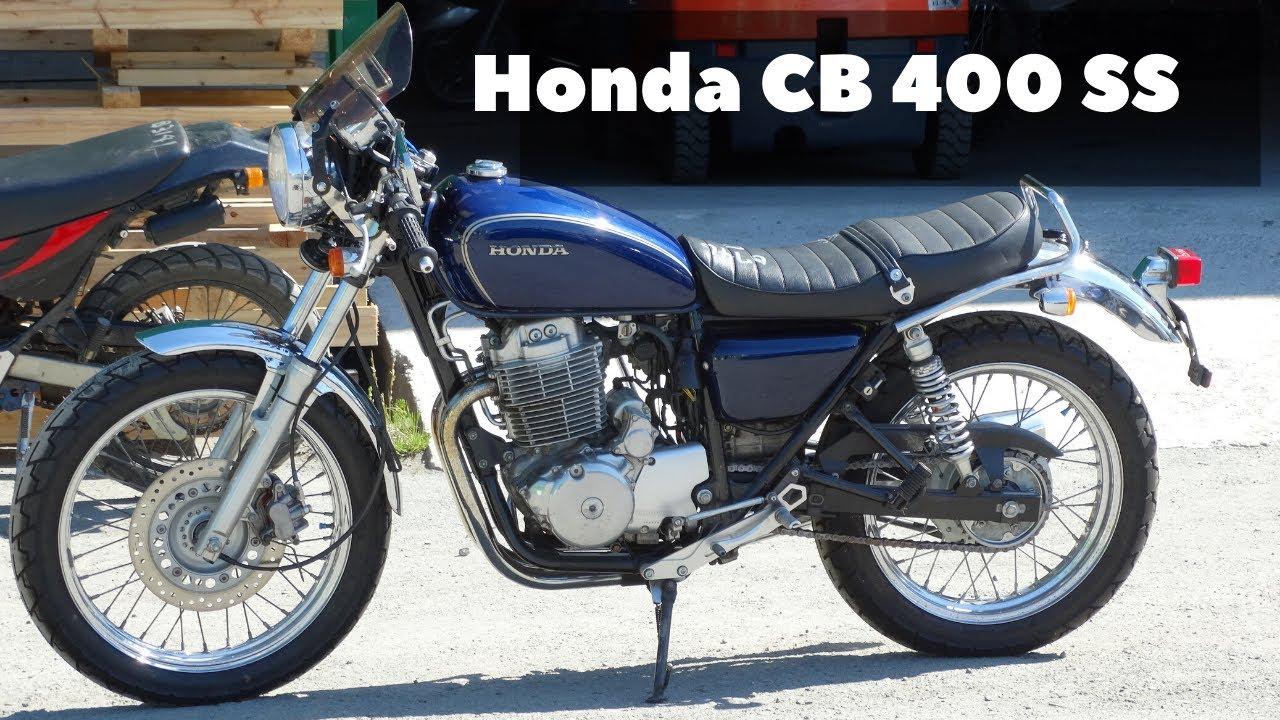 Honda CB 400 SS 2002 Specs and Photos