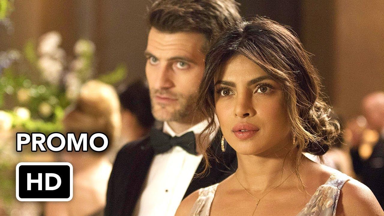 """Download Quantico 3x04 Promo """"Spy Games"""" (HD) Season 3 Episode 4 Promo"""