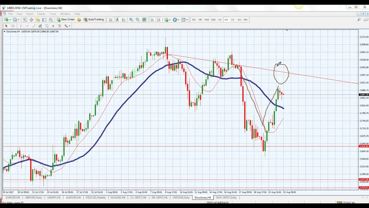 One percent daily forex review