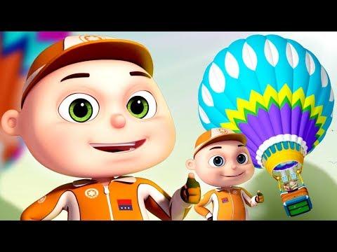 Air Balloon Rescue Episode | Zool Babies Series | Videogyan Kids Shows | Cartoon Animation