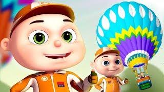 Hava Balonu Kurtarma Bölüm | Zool Bebekler Serisi | Videogyan Çocuk | Çizgi Film Animasyon Gösterileri