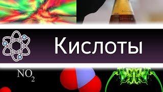 Классификация кислот. Электролитическая диссоциация [ChemistryToday]