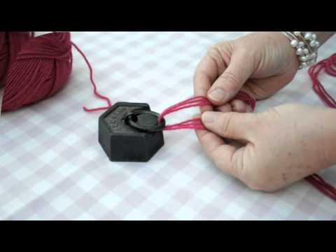 Woman's Weekly - How to make twisted cord