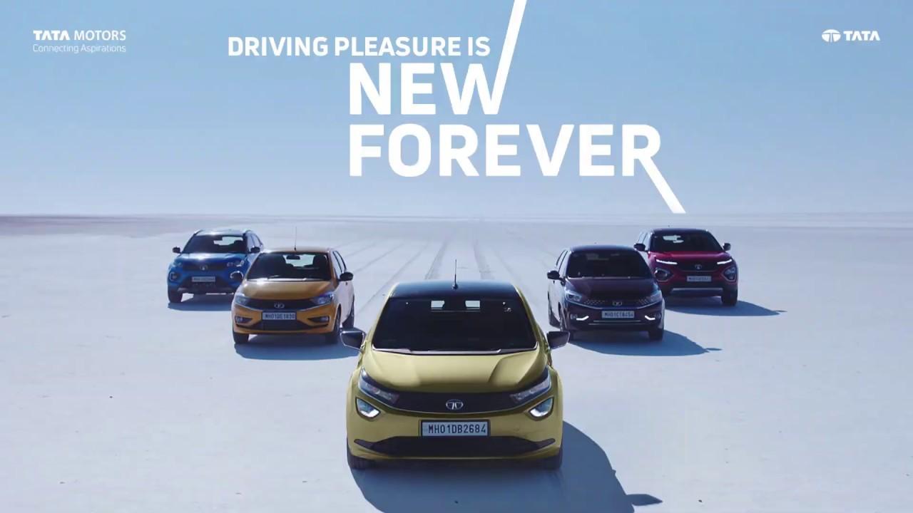 Tata Motors   Driving Pleasure is New Forever