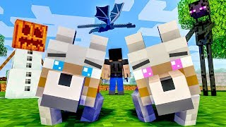 Download WOLF LIFE FULL MOVIE - All Episodes 6-10 - Minecraft Animation Mp3 and Videos
