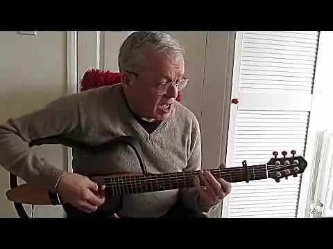Bert Jansch It Don't Bother Me by Alf Cole