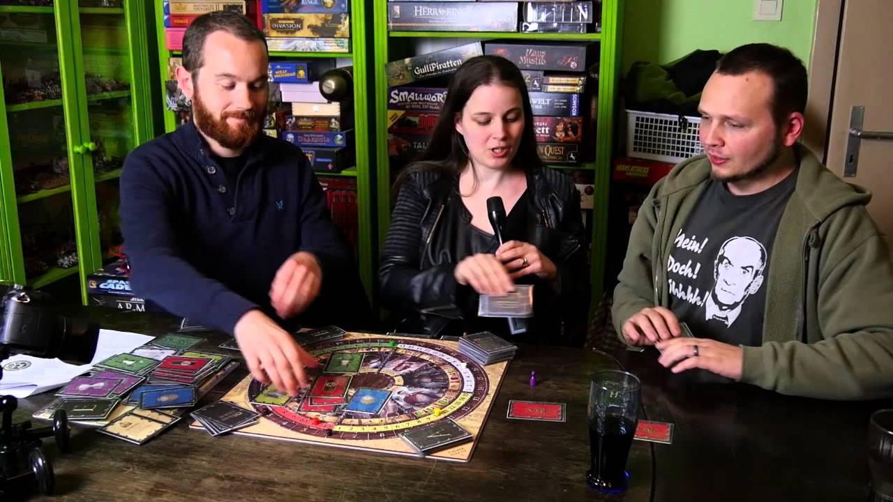 Das Schwarze Auge: Orkensturm - Brettspiel Let's Play und Fazit (Teil 2)