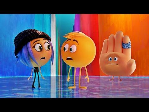 'The Emoji Movie' Official Trailer (2017)   TJ Miller, Anna Faris