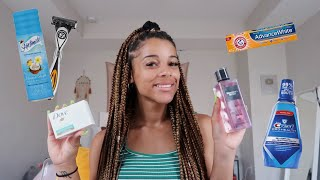 My 2019 Summer Hygiene Routine! | Azlia Williams