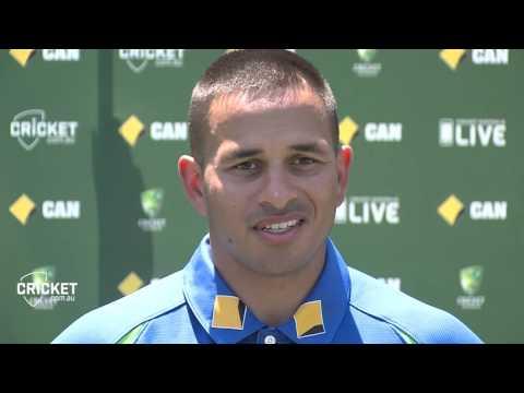 Leadership key to Khawaja's Test return