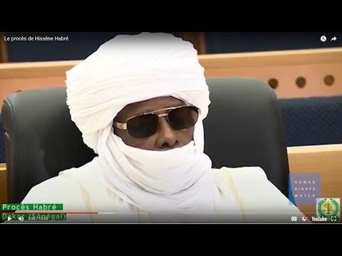 Le procès de Hissène Habré
