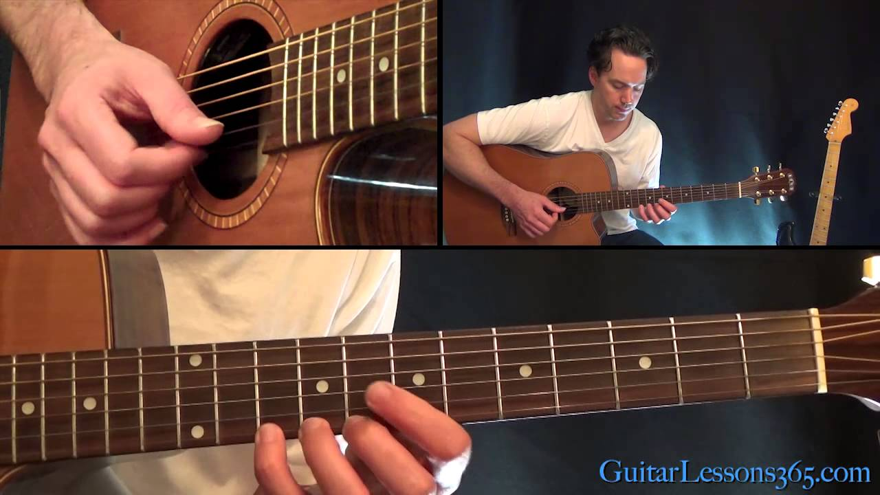 Patience Guitar Lesson Pt1 Guns N Roses Chords And Intro Solo